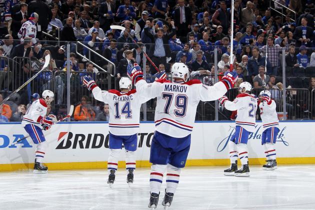 Montreal Canadiens vs. New York Rangers Game 4: Keys for Each Team