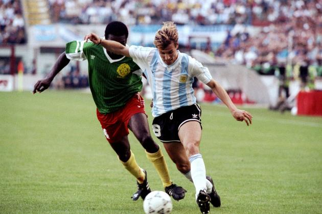 Ranking Senegal, Cameroon and 5 Shock World Cup Openers