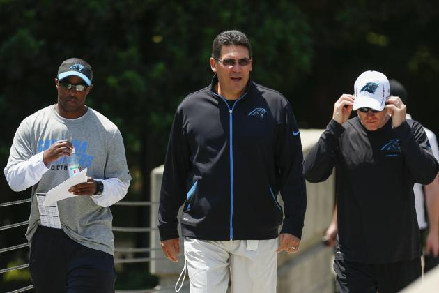 Carolina Panthers OTAs: Latest Player Reports and Analysis