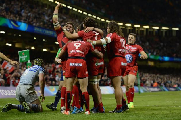 Saracens v Toulon: Breaking Down How Toulon Won the Heineken Cup