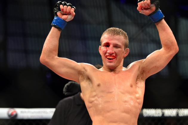 UFC 173: The Real Winners and Losers from Barao vs. Dillashaw