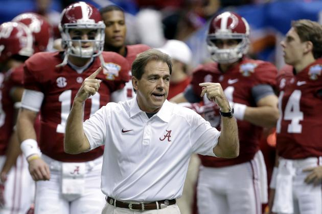 Alabama Football: Analyzing Tide's Top 5 2015 Recruiting Targets