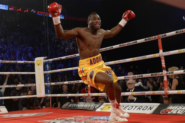 Adonis Stevenson's Next Fight: Breaking Down Superman's Potential Opponents