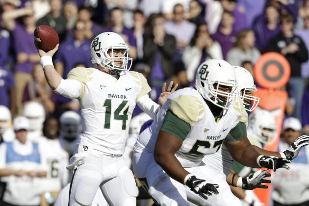 Every Big 12 Team's Strongest, Weakest Position Groups Heading into 2014 Season