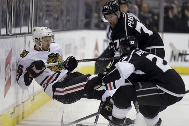 Chicago Blackhawks vs. Los Angeles Kings: Biggest Takeaways from Game 3