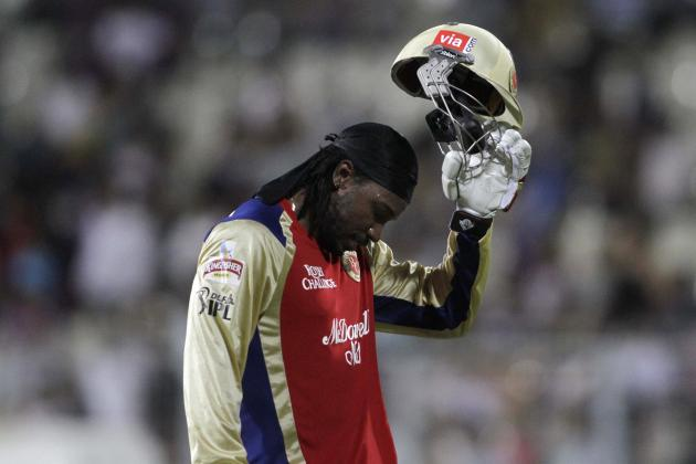 IPL 2014: Worst XI of the Week: Chris Gayle, James Faulkner and More