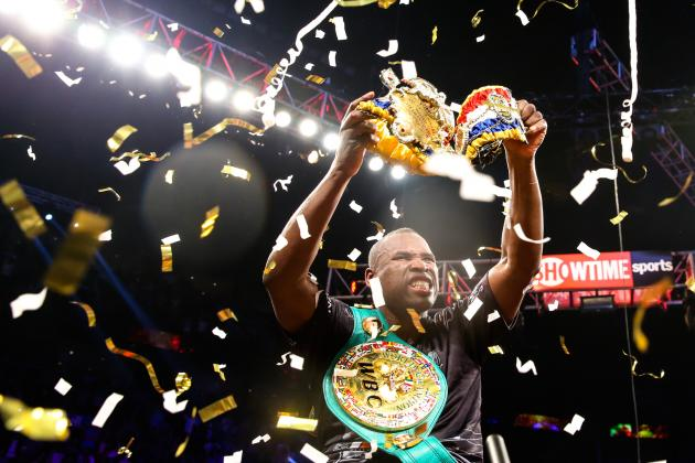 The Hottest Boxing Storylines for the Week of May 26
