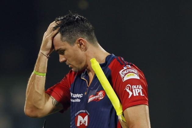 Ranking Top 20 Players from IPL Teams That Missed 2014 Play-Offs