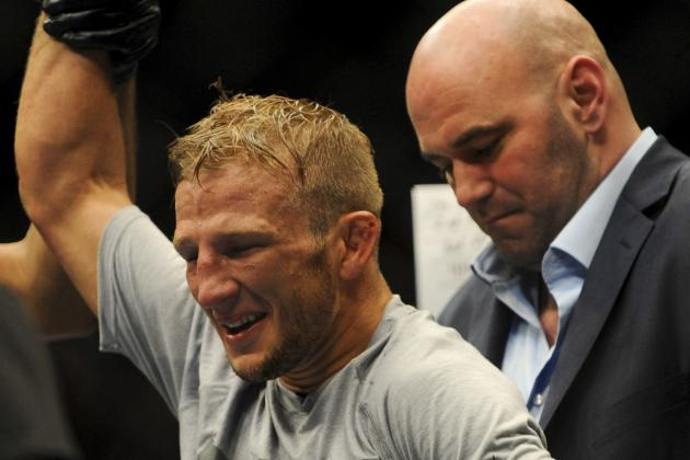 T.J. Dillashaw and the Biggest Title Fight Upsets in Recent Memory