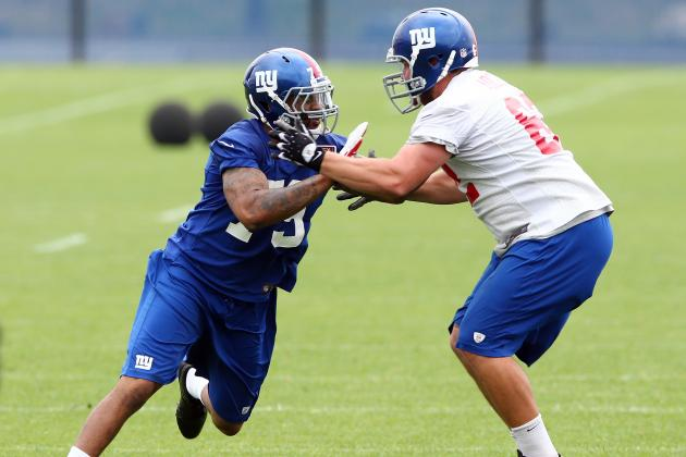 Breaking Down the Top Story Lines of the Upcoming New York Giants OTAs