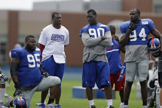 Early Predictions for the New York Giants' 2014 Training Camp Battles