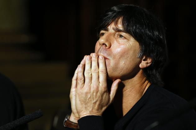 5 Things Germany Coach Joachim Low Should Test vs. Cameroon