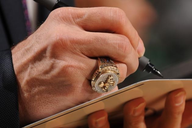 Ring Watch: Current NBA Players with the Most Championship Rings
