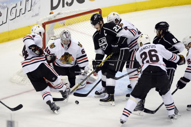 Chicago Blackhawks vs. Los Angeles Kings Game 4: Keys for Each Team