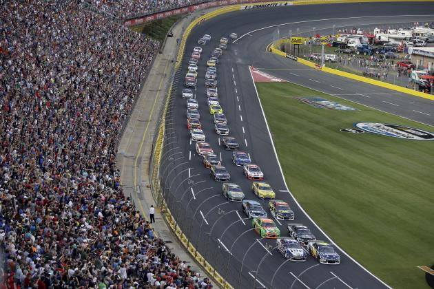 NASCAR at Charlotte 2014: Winners and Losers from Coca-Cola 600