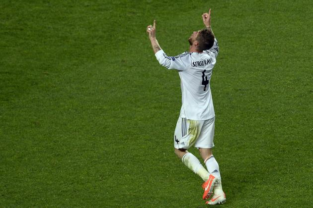 Reflecting on Sergio Ramos' Goal Scoring Streak