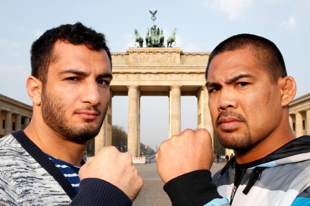 Gegard Mousasi vs. Mark Munoz: Head-to-Toe Breakdown
