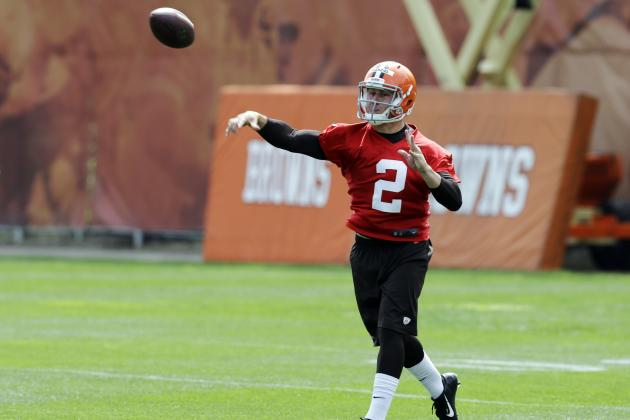 Cleveland Browns OTA's: Latest Player Reports and Analysis