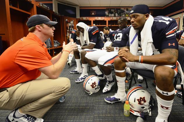 Auburn Football: Early Game-by-Game Predictions for the 2014 Season