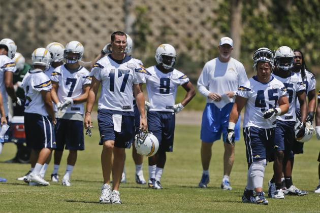 Early Predictions for San Diego Chargers' 2014 Training Camp Battles