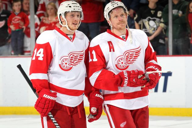 How Detroit Red Wings Should Fill Their Biggest Needs in 2014 Offseason