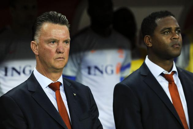 4 Former Players Louis Van Gaal Could Look to Bring to Manchester United