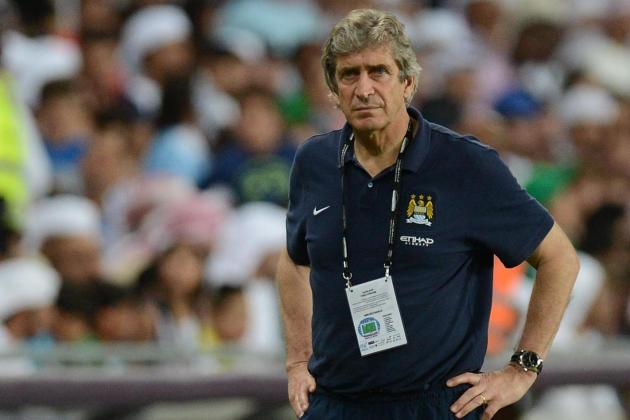 Manchester City Transfer News and Rumours Tracker: Week of May 26
