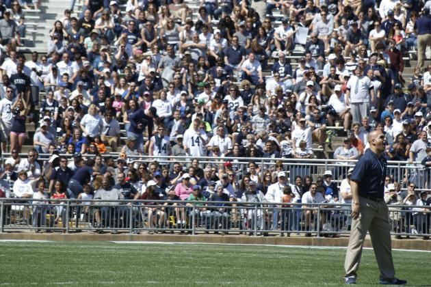 Penn State Football: Early Game-by-Game Prediction for the 2014 Season