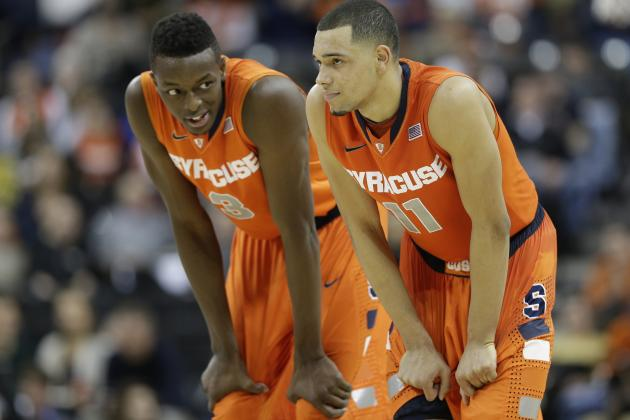 2014 NBA Draft: Predicting Which Prospects Will Slide in Brooklyn