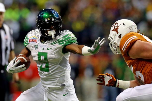 Pac-12 Football: Ranking the Top 25 Players Heading into 2014