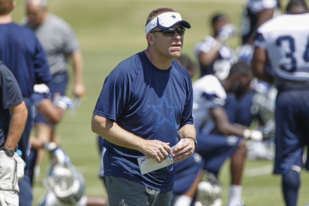 The Most Intriguing Rookie Storylines at Dallas Cowboys OTAs
