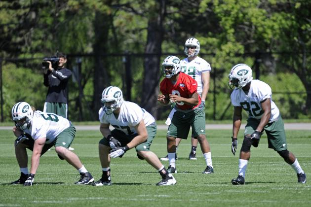The Most Intriguing Rookie Storylines at New York Jets' OTAs