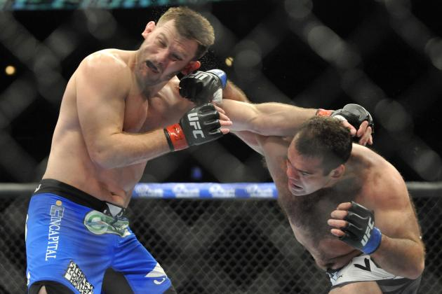 UFC on May 31: 5 Reasons to Watch
