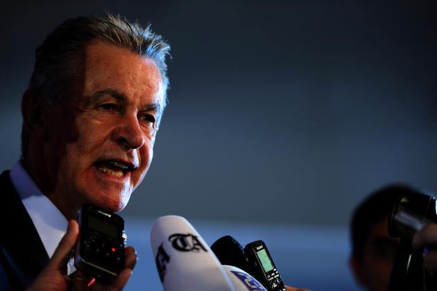 10 Things You Need to Know About Ottmar Hitzfeld's Switzerland