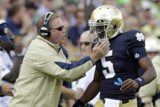 Notre Dame Football: Early Game-by-Game Outlook for the 2014 Season