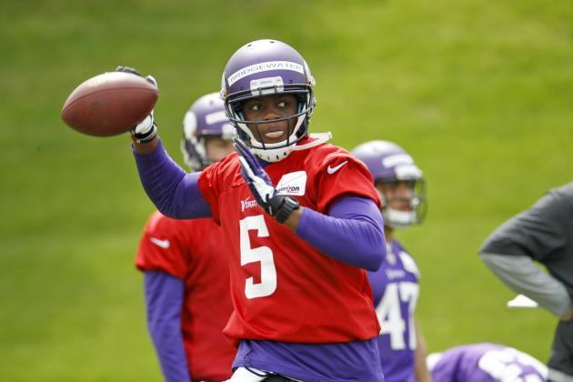Biggest Quarterback Battles Brewing in NFL Offseason Workouts