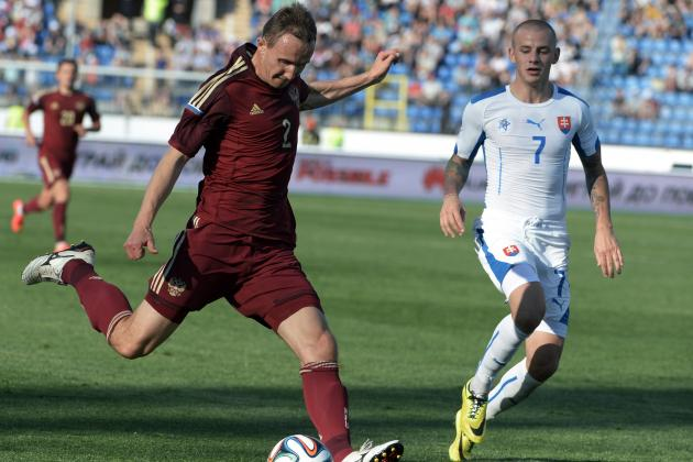 Russia vs. Slovakia: 6 Things We Learned