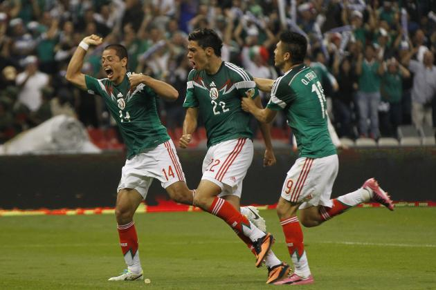 How Mexico Will Line Up Against Israel in International Friendly
