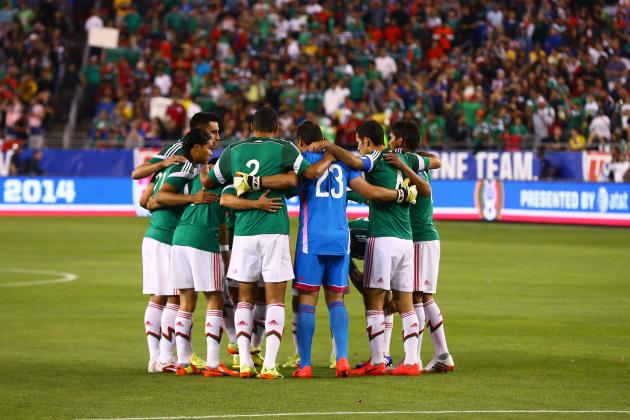How Mexico Will Line Up Against Ecuador in International Friendly