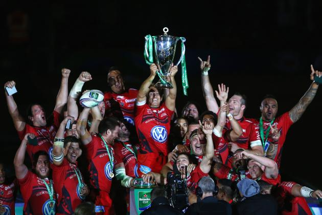 World Rugby's Team of the Weekend: Toulon Titans Show Their Class