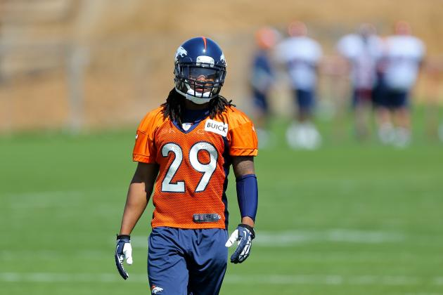 The Most Intriguing Rookie Storylines at Broncos OTAs