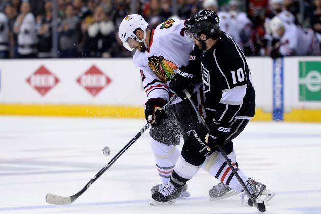 Chicago Blackhawks vs. Los Angeles Kings: Biggest Takeaways from Game 4