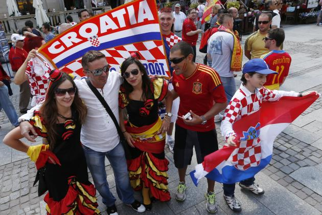 Croatia World Cup 2014: Team Guide for FIFA Tournament