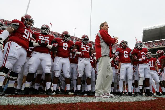 Alabama Football: Early Game-by-Game Predictions for the 2014 Season