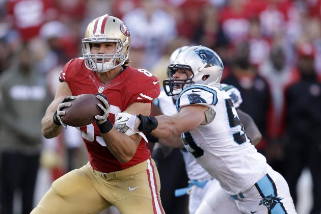 5 San Francisco 49ers Players Poised for a Breakout Campaign in 2014