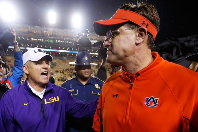 LSU Football: Early Game-by-Game Prediction for the 2014 Season