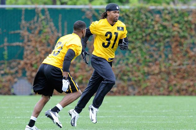 The Best Rookie Storylines at Steelers' OTAs