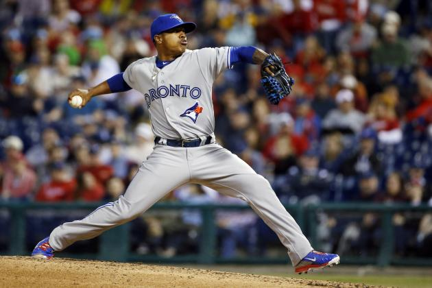 Stock Up, Stock Down for Toronto Blue Jays' Top 10 Prospects for Week 8
