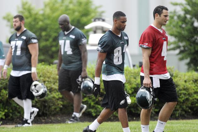 The Most Intriguing Rookie Storylines at Philadelphia Eagles OTAs