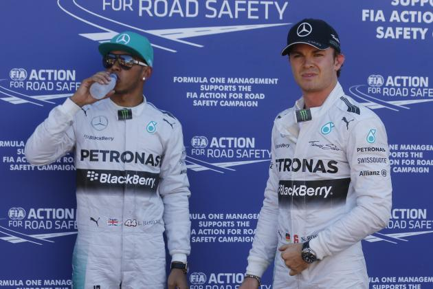 Formula 1's Latest Rumours and Talk: Hamilton/Rosberg, Dictators and More